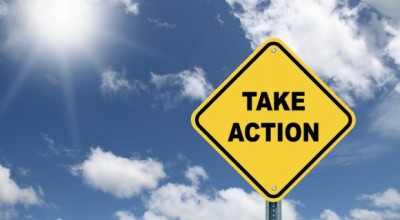 Keep Calm & Take Action