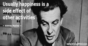 Happiness as a By-Product of….What?