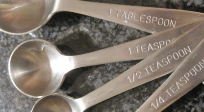 Bring Something More than a Teaspoon – Expect MORE