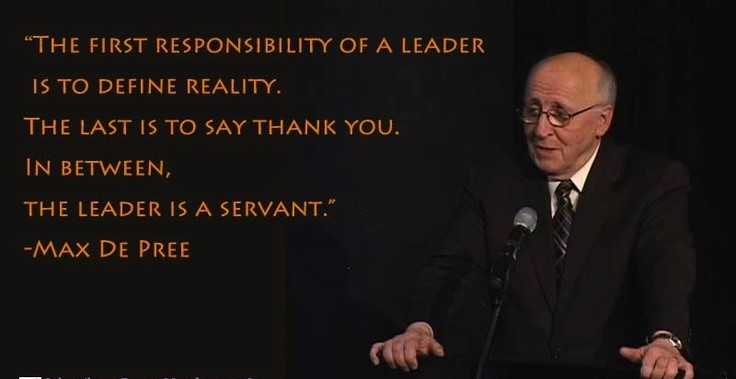 leadership is an art depree pdf